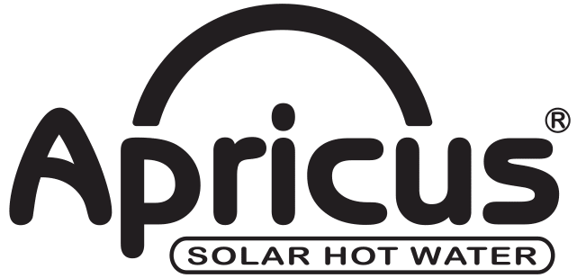 Apricus solar hot water logo