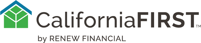 California First by Renew Financial logo