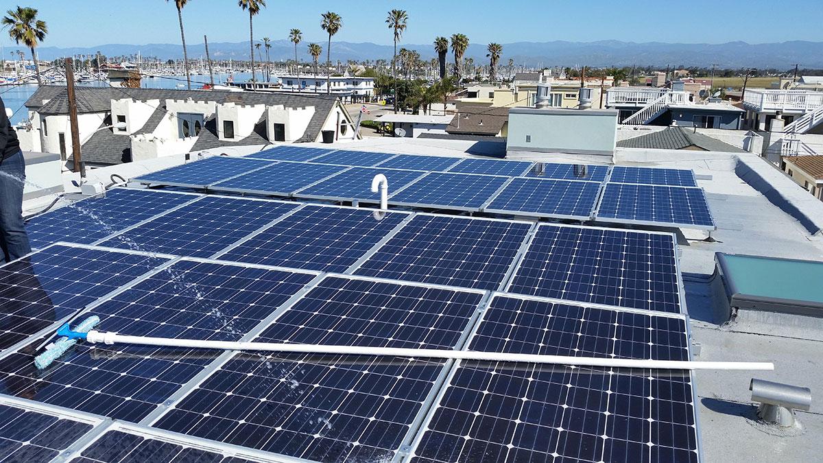 solar energy, solar panel installation